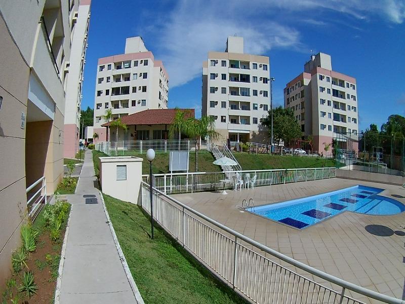 apt jacaraipe, condominio Mirante de Jacaraipe, 2 quartos andar alto, sol da manhã