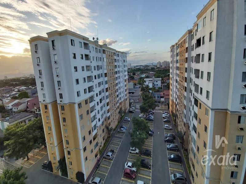 Viver Serra, apartamento 64 m²  com  3 dormitório(s), 1 suite, 1 banheiro social, 1 vaga de garagem,