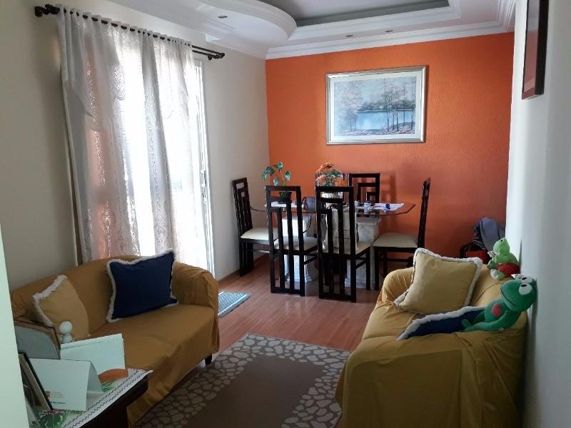 Apartamento para vender no bairro Recanto Quarto Centenario em Jundia SP