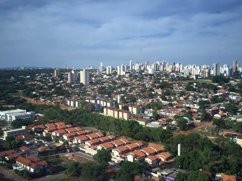 Vendo Sala Comercial no Metropolitam Jardim Goiás em Goiânia ON LINE 62. 999.459.921