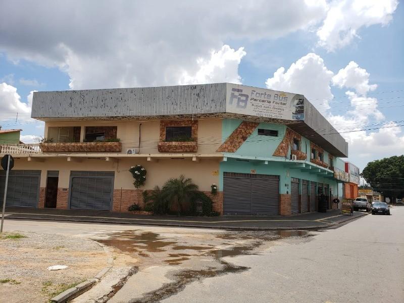GALPAO COMERCIAL em GOIÂNIA - GO, CIDADE JARDIM