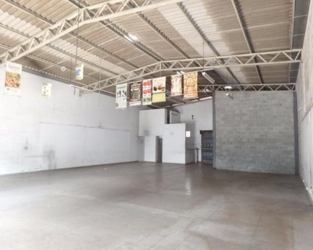 GALPAO COMERCIAL em GOIÂNIA - GO, JARDIM GUANABARA