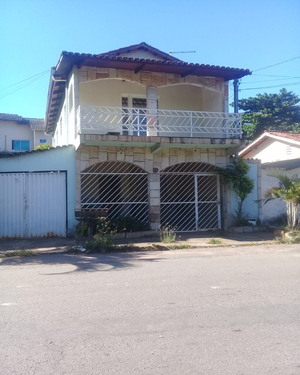CASA RESIDENCIAL em GOIÂNIA - GO, GOIÂNIA 2