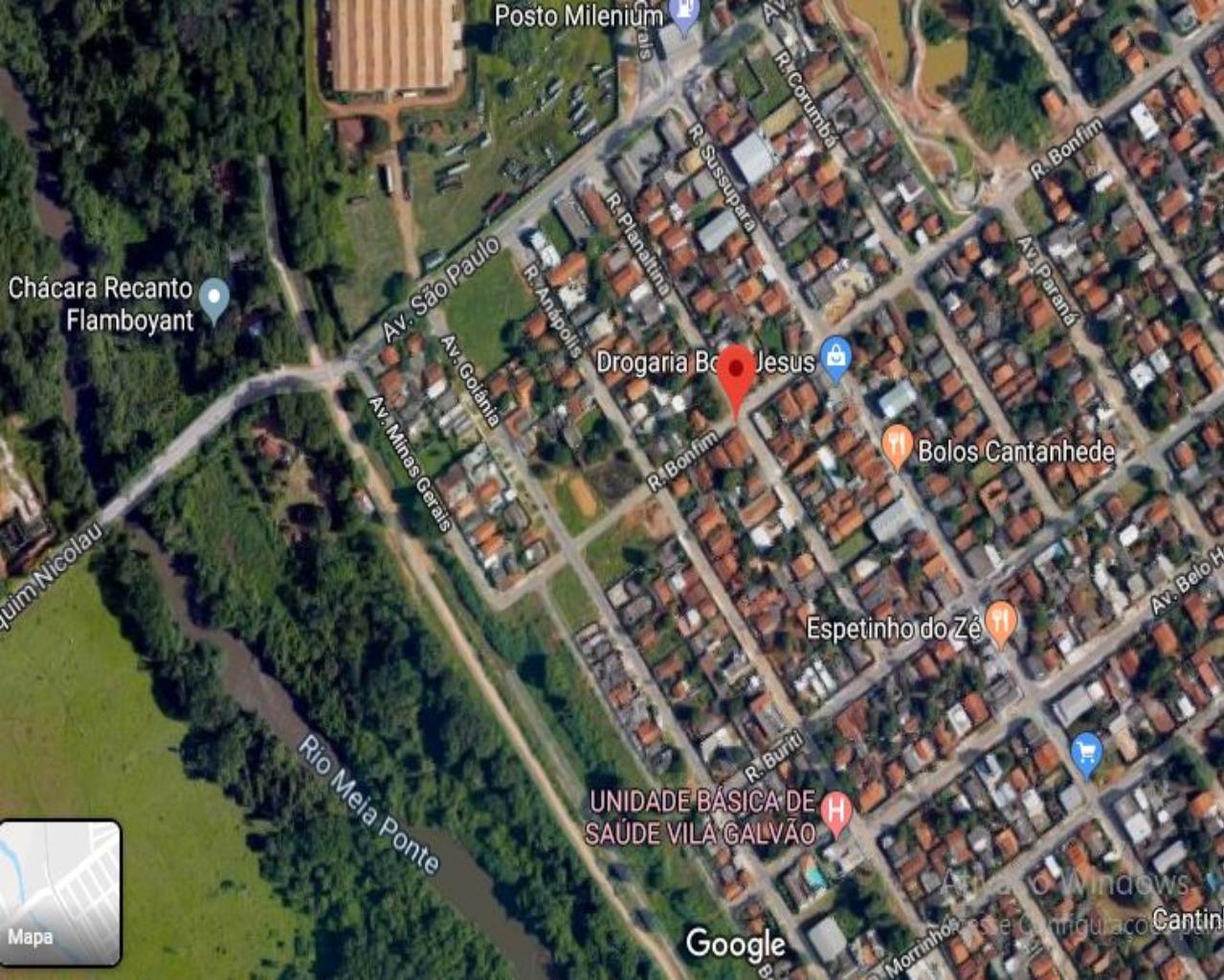 Lote, terreno a venda no Vila Galvão, vizinho ao Portal do Sol, Alphaville, Jardim novo mundo, Senador Canedo.