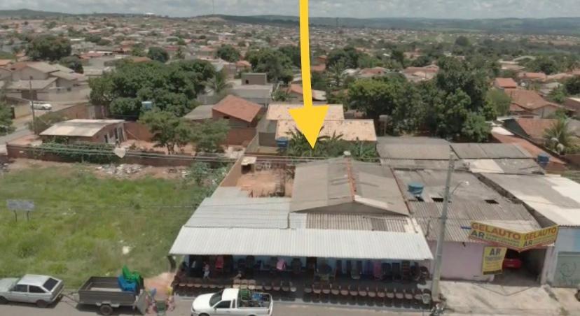 TERRENO COMERCIAL em Senador Canedo - GO, Jardim Nova Goiânia