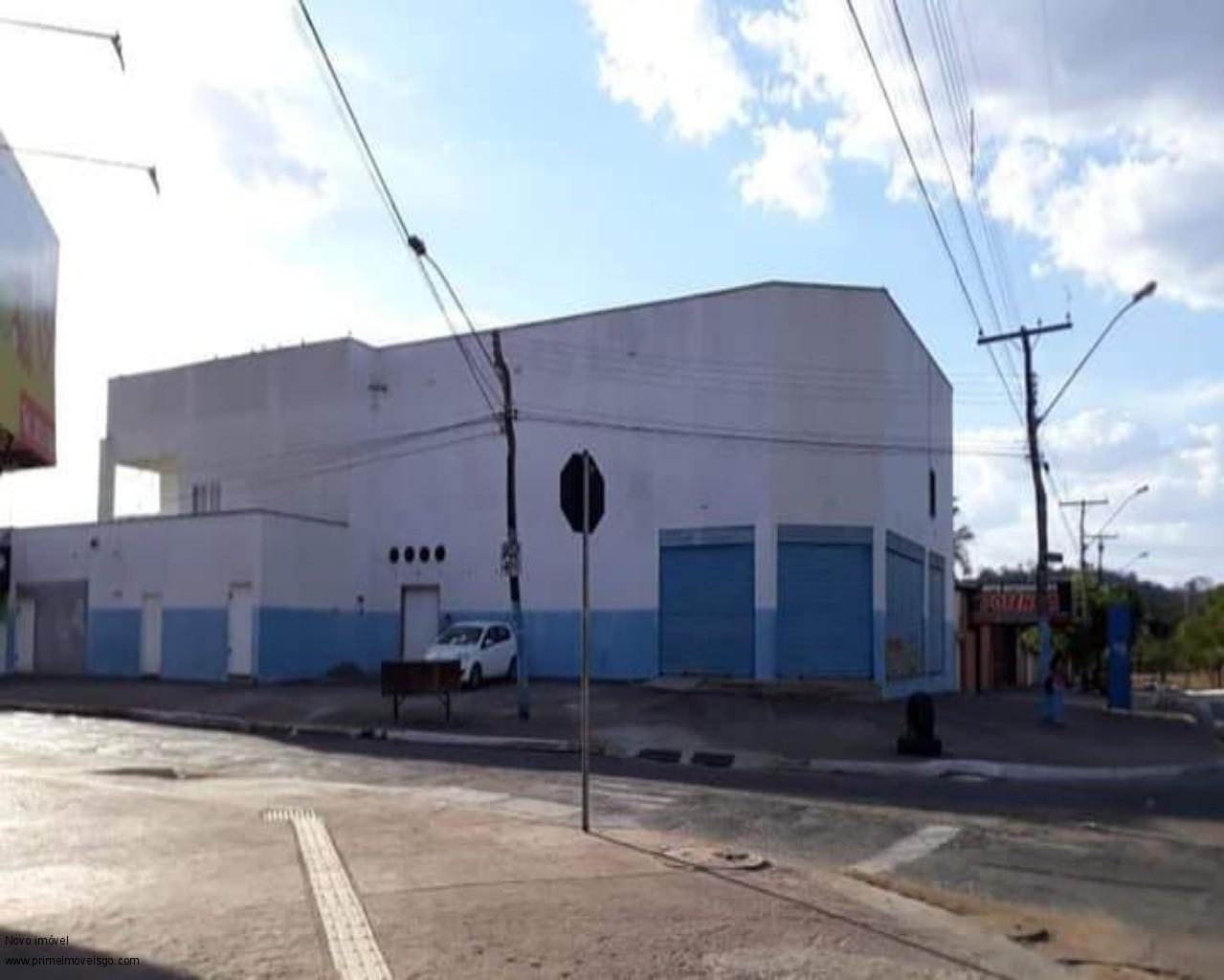 GALPAO COMERCIAL em GOIÂNIA - GO, PARQUE JOÃO BRAZ - CIDADE INDUSTRIAL