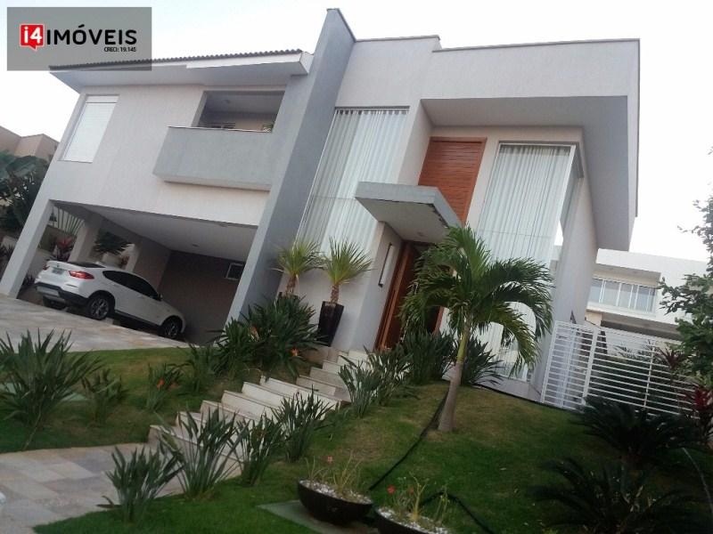 SOBRADO para Venda ALPHAVILLE FLAMBOYANT RESIDENCIAL ARAGUAIA, GOIANIA 4 dormitórios sendo 3 suítes, 2 salas, 6 banheiros, 3 vagas