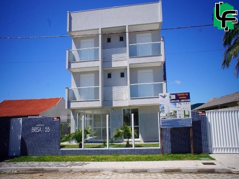 Apartamento com 2 quartos a 50 metros do Mar!