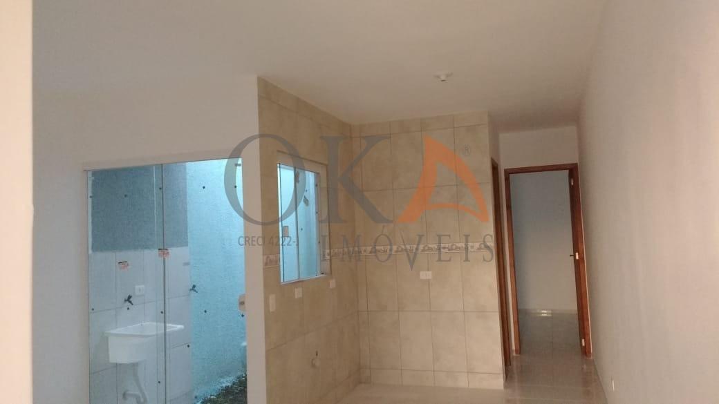 Casa 45,53m² R$135Mil 02Dorms. no Campo de Santana é na Oka Imóveis.
