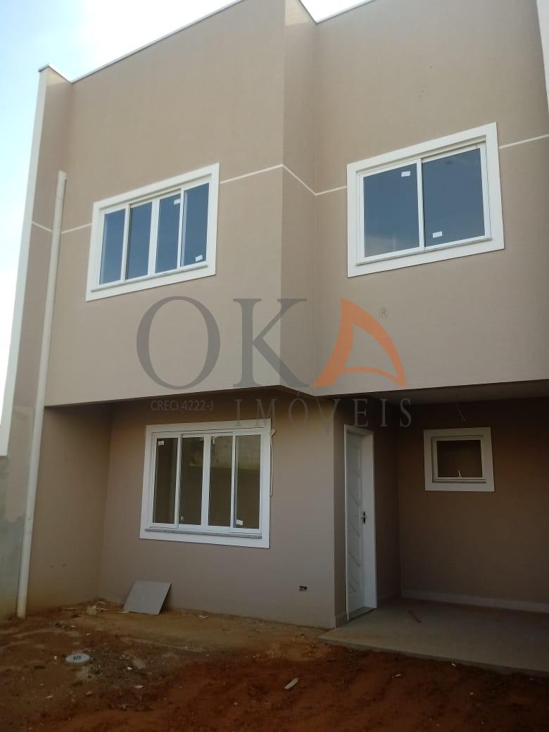 Sobrado 03 Dormitórios 80m² no Campo de Santana é na Oka IMóveis