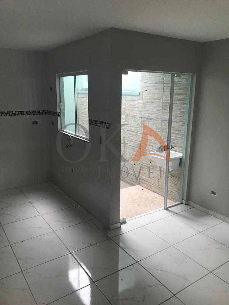 Casa 39m²   02Dormitórios  no Campo de Santana é na Oka Imóveis.