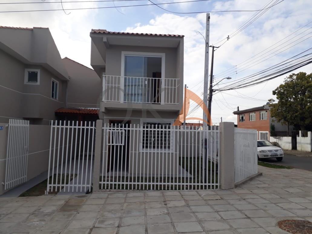 Sobrado esquina 02 Dormitórios 56m² no Alto Boqueirão é na Oka Imóveis
