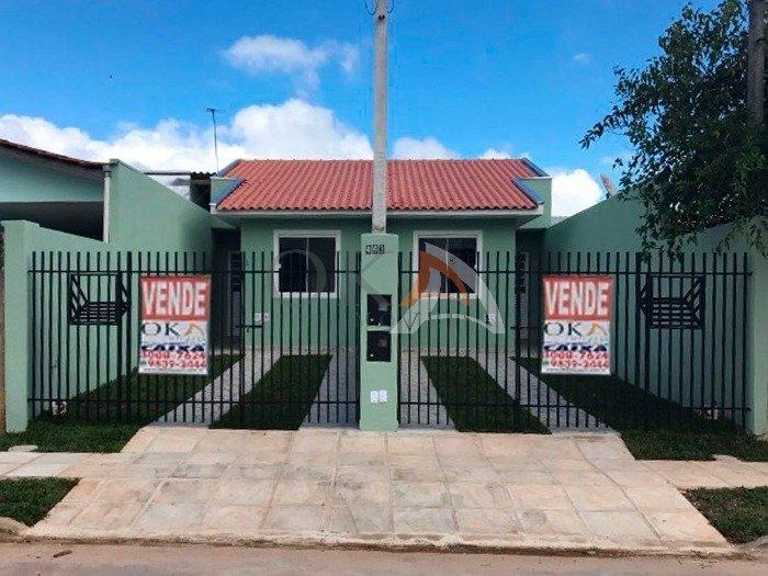Casa 02 Dormitórios 40m² em Curitiba é na Oka Imóveis