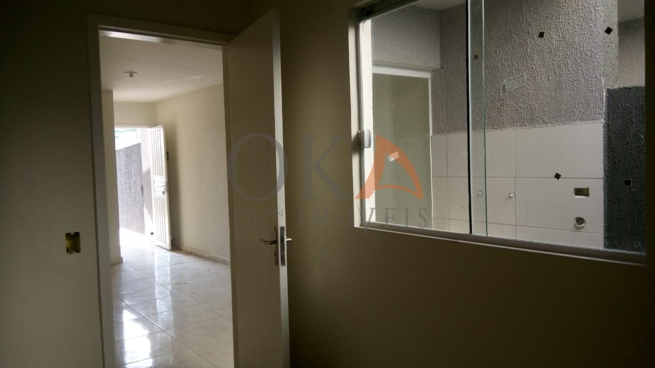 Casa 02 Dormitórios 42m² No Campo de Santana é na Oka Imóveis