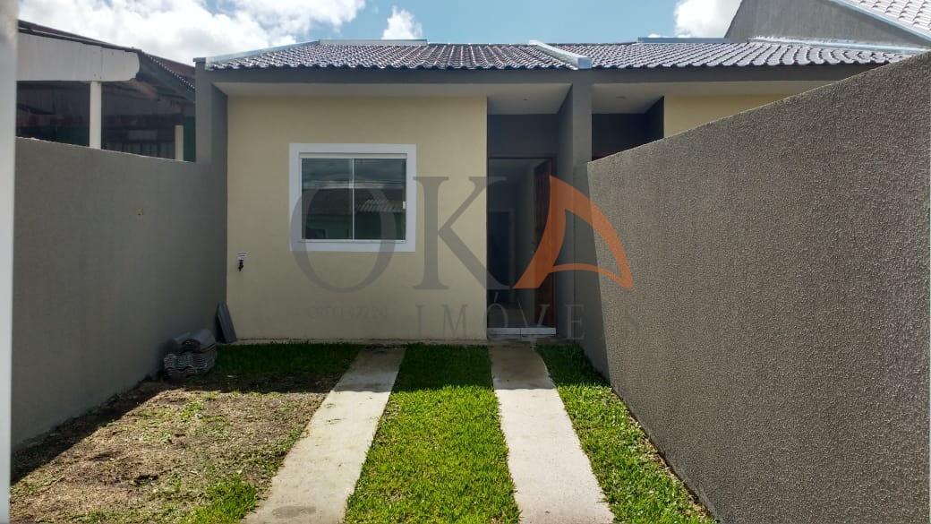 Casa 02 Dormitórios 41m² no Campo de Santana é na Oka Imóveis