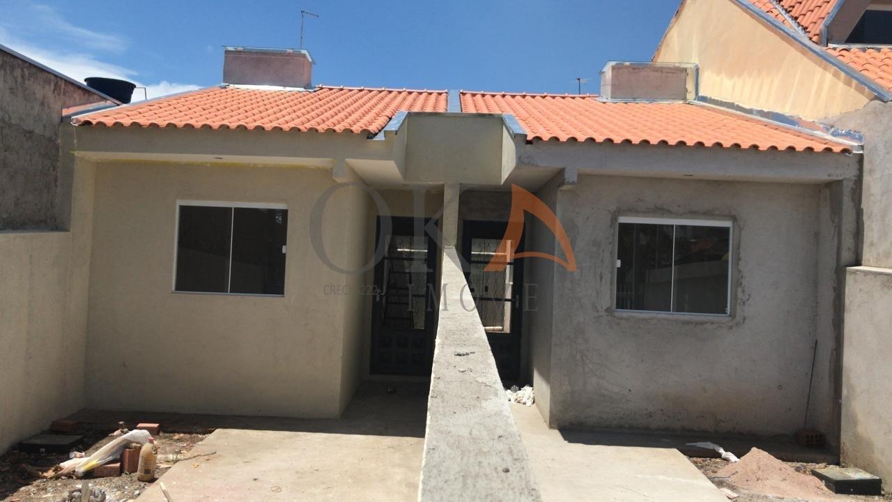 Casa 40m² 02 Dormitórios no Campo de Santana é na Oka Imóveis