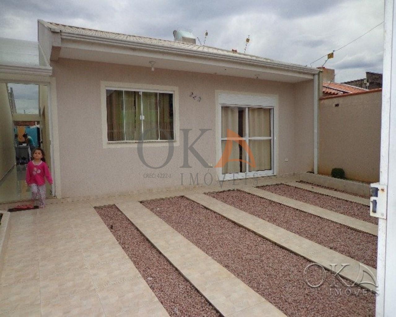Casa 100m² 03 Dormitórios no Campo de Santana é na Oka Imóveis