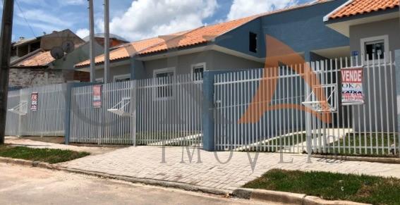 Casa 02 Dormitórios 36m² no Campo de Santana é na Oka Imóveis