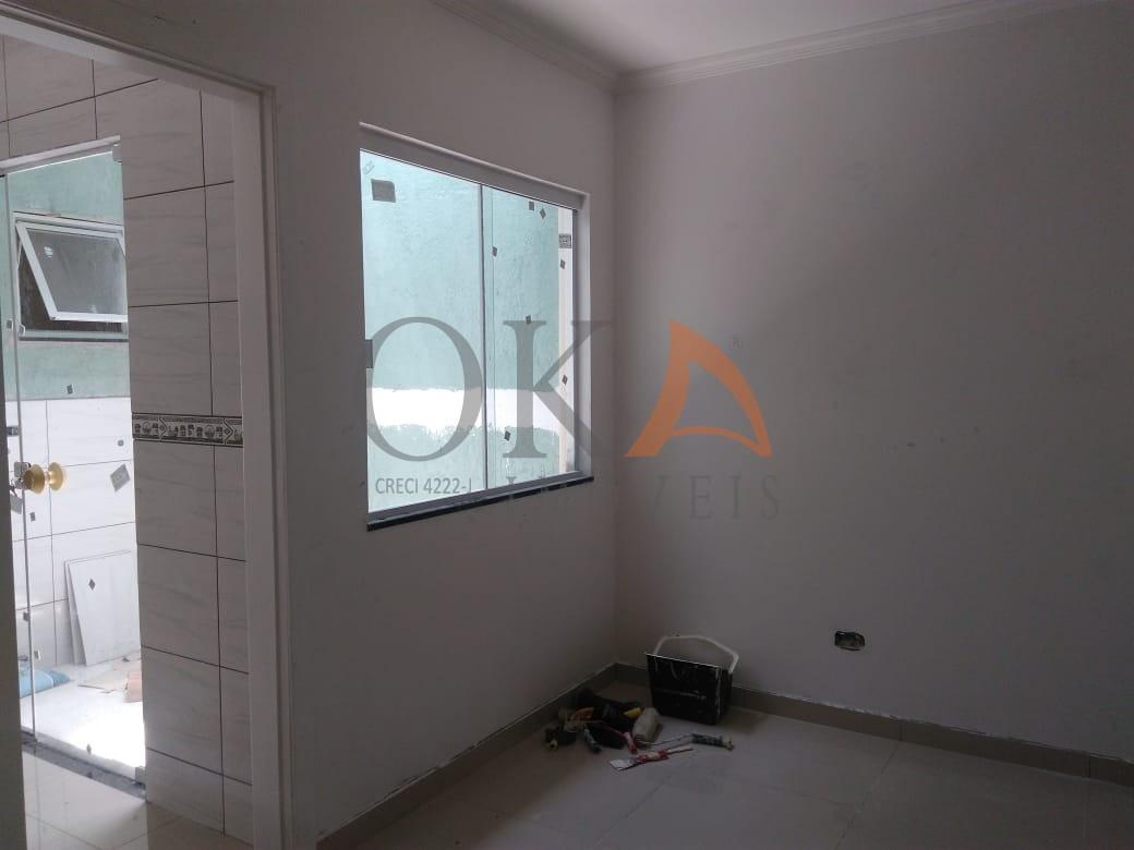 Casa 45m² em Curitiba com ótimo acabamento é na Oka Imóveis