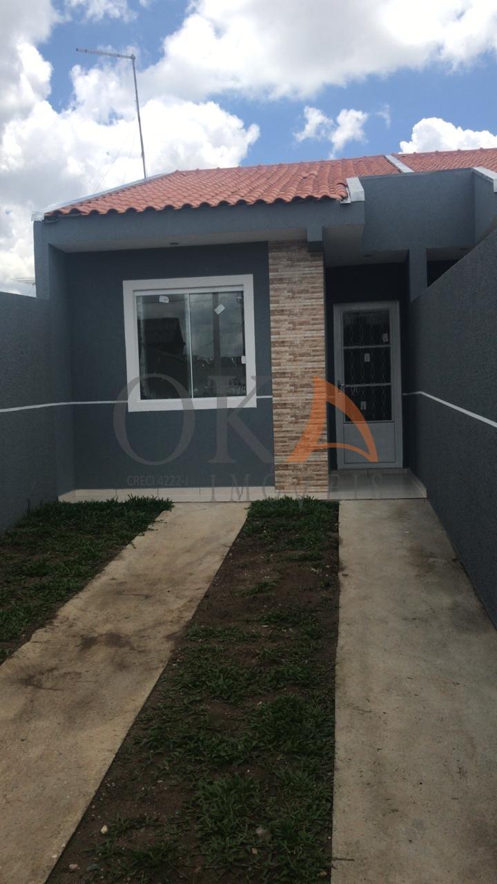 Casa  41,85m² 02 Dorms. no Campo de Santana é na Oka Imóveis