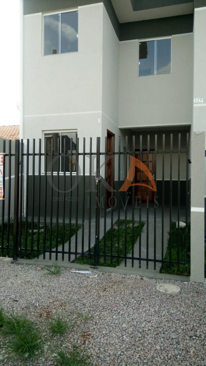 Sobrado 45,08m² 02 Dormitórios no Campo de Santana é na Oka Imóveis.
