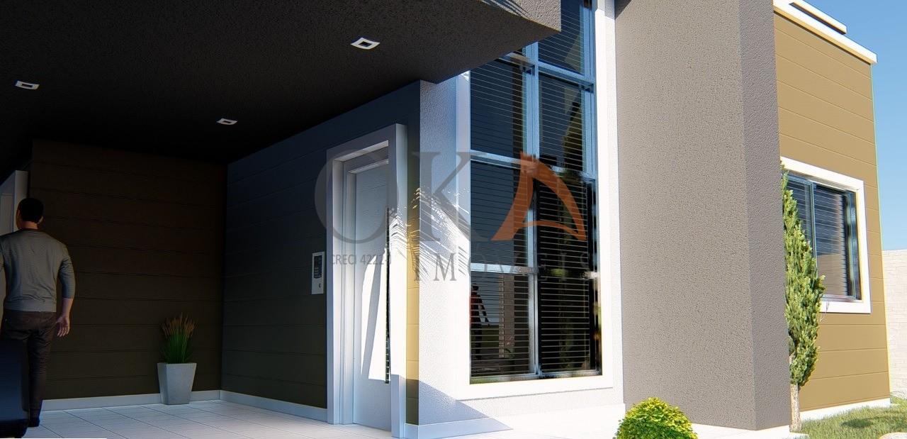 Casa 03 Dorms 101m² com Edicula no Fundo na Fazenda Rio Grande!