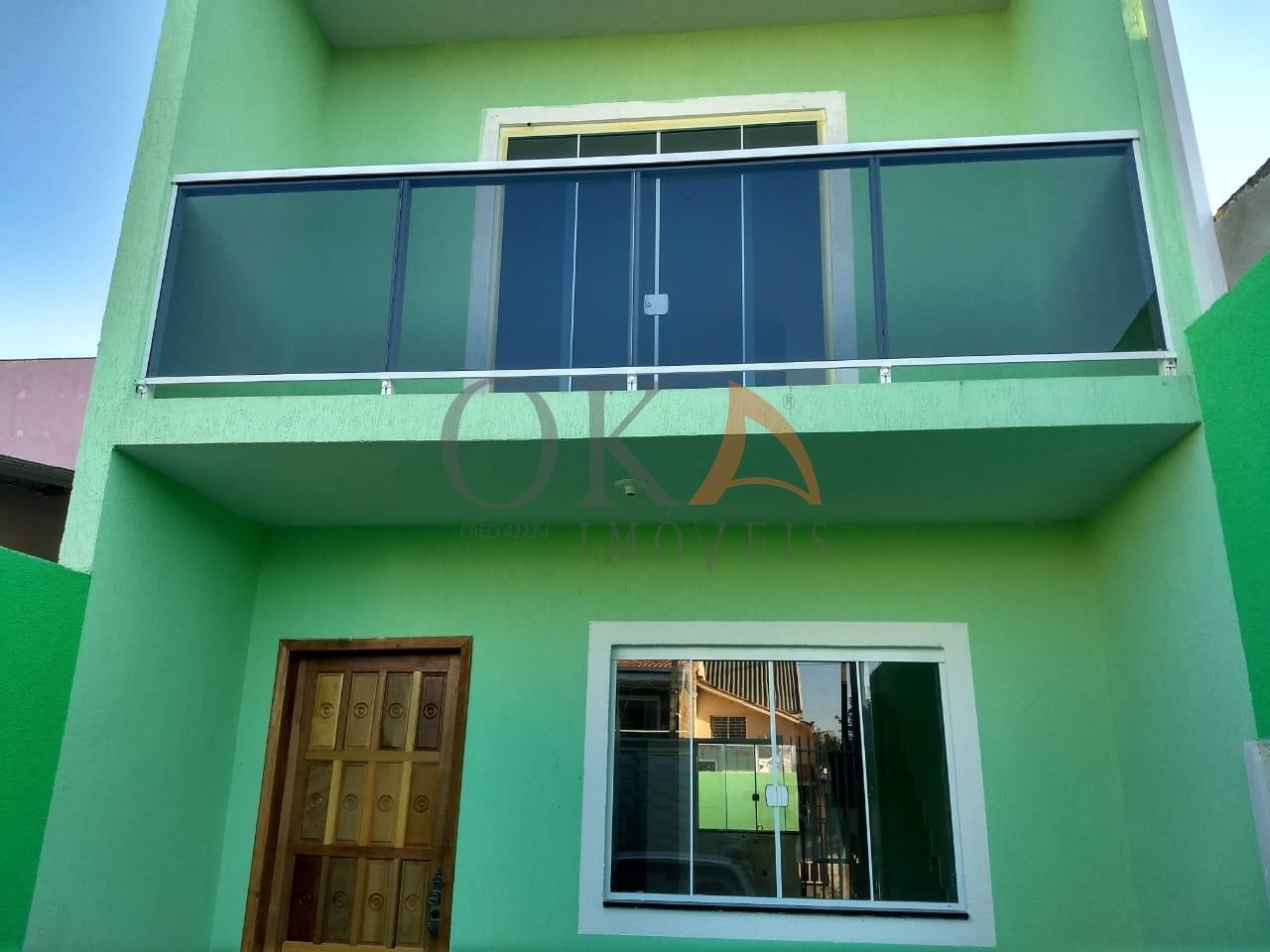 Sobrado 02 Suites em Curitiba é na Oka Imóveis