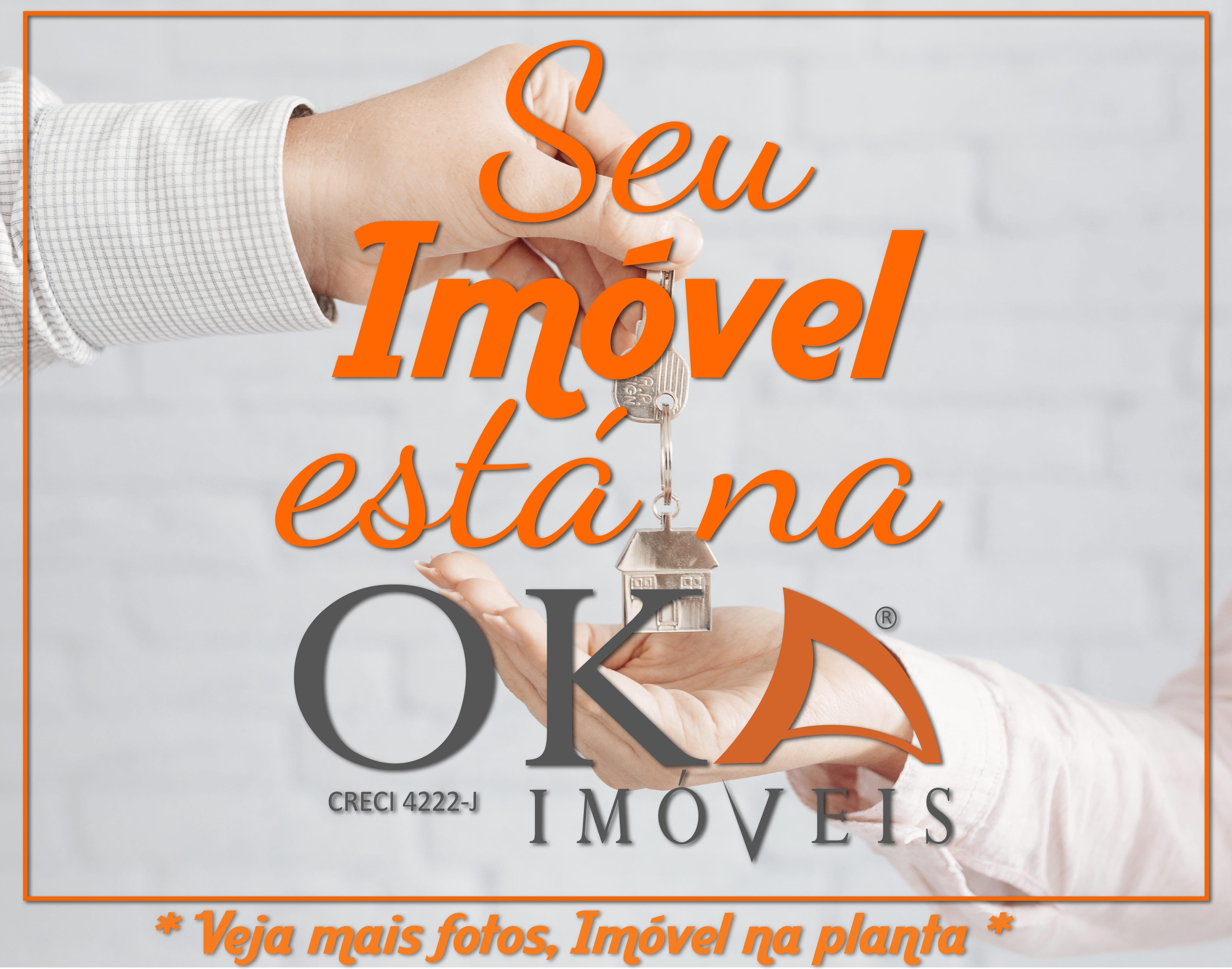 Casa 02 Dormitórios em Curitiba é na Oka Imóveis