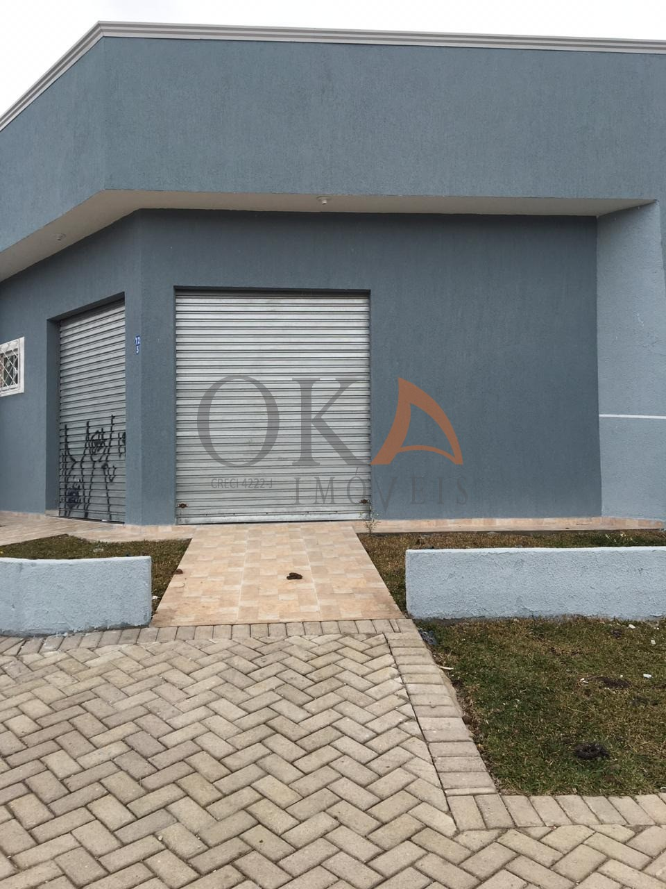 Comercio com 23m² no Campo de Santana é na Oka Imóveis