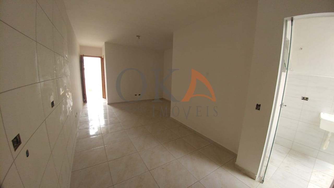 Casa 42m² 02 Dormitórios no Campo de Santana é na Oka Imóveis