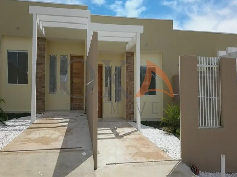 Casa 02 Dormitórios na Fazenda Rio Grande é na Oka Imóveis