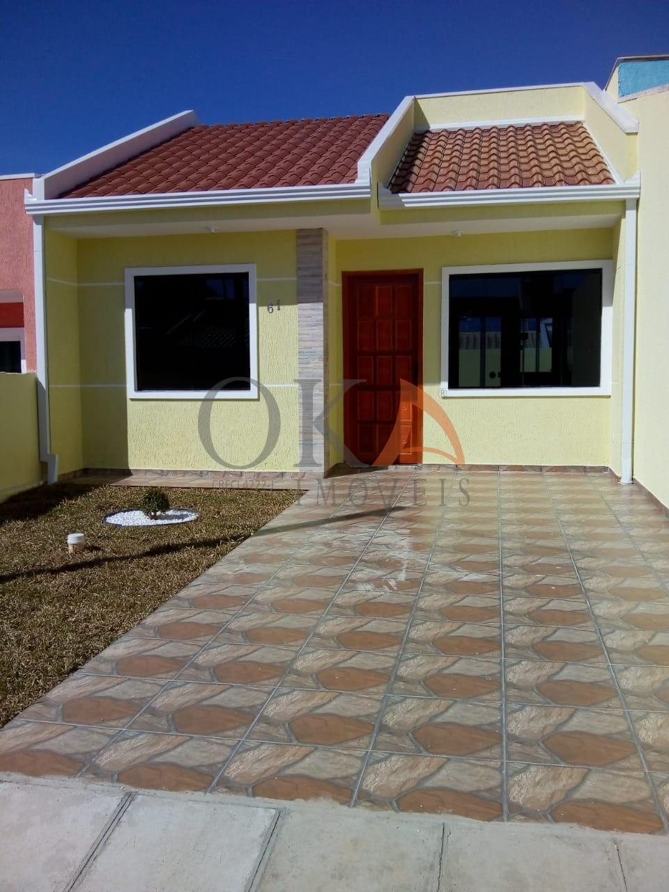 Casa em condomínio à Venda - Fazenda Rio Grande