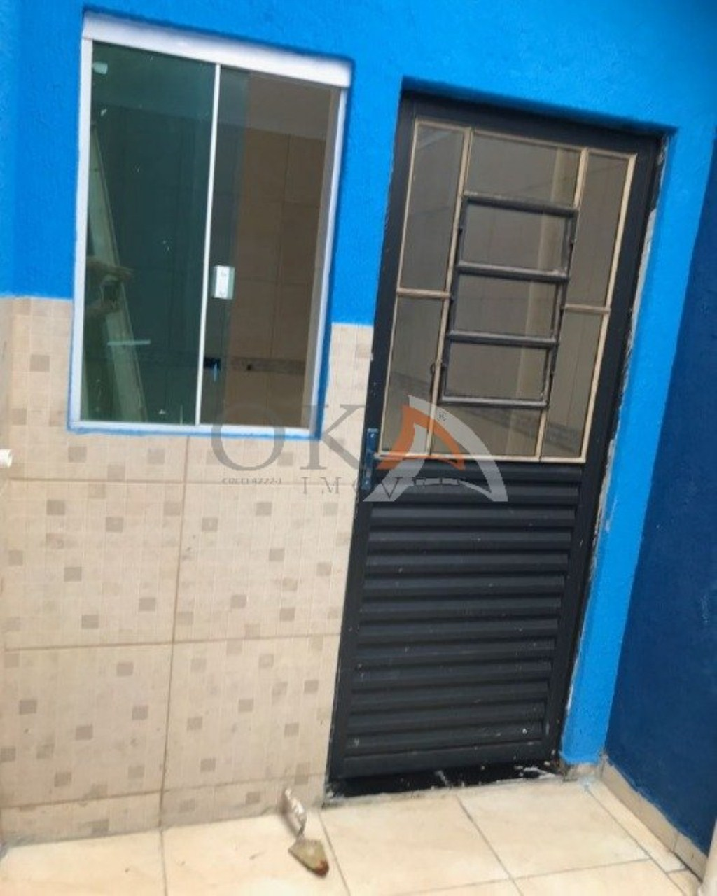 Casa 02 Dormitórios 43m² na Fazenda Rio Grande é na Oka IMóveis