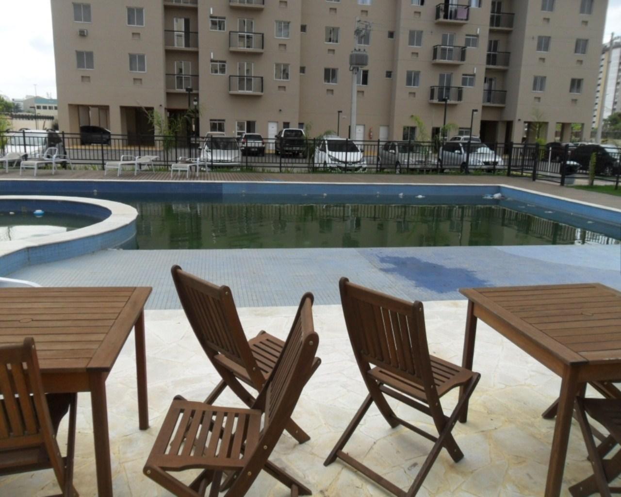 Apartamento em Parque São Caetano  -  Campos dos Goytacazes - RJ