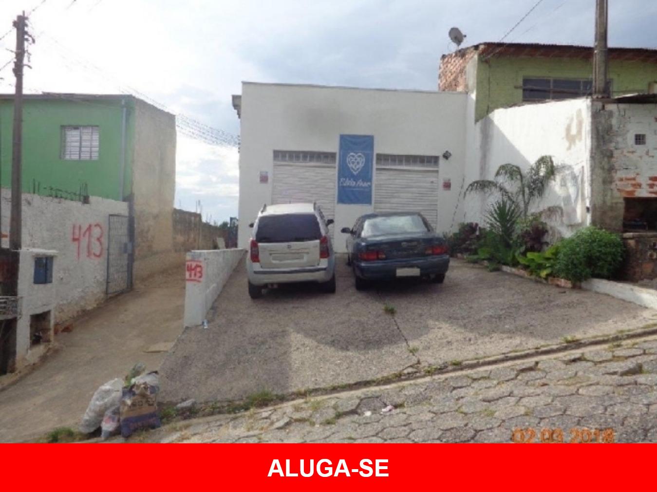 Aluga-se Salão Comercial no RETIRO SÃO JOÃO, Sorocaba -SP