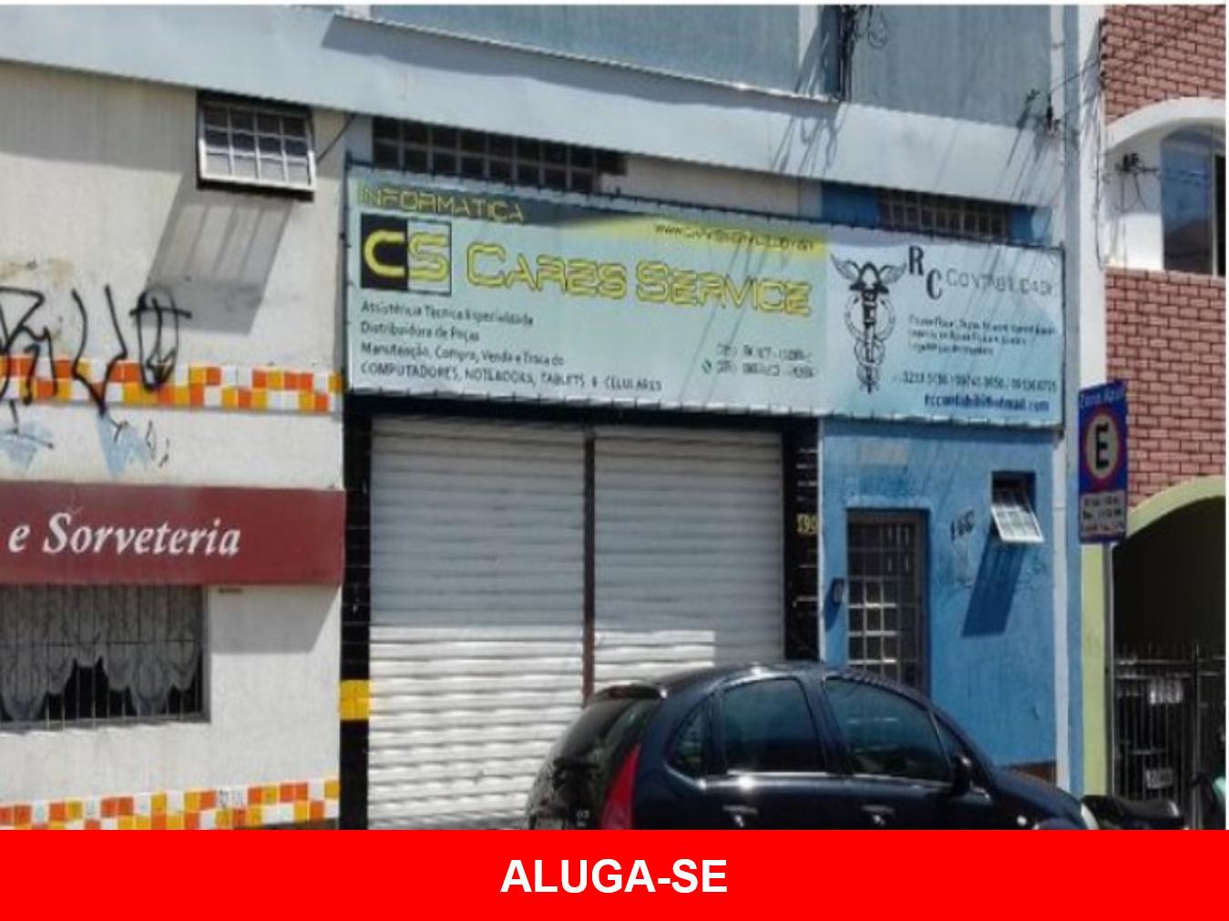 Aluga-se Salão Comercial no Centro, Sorocaba -SP