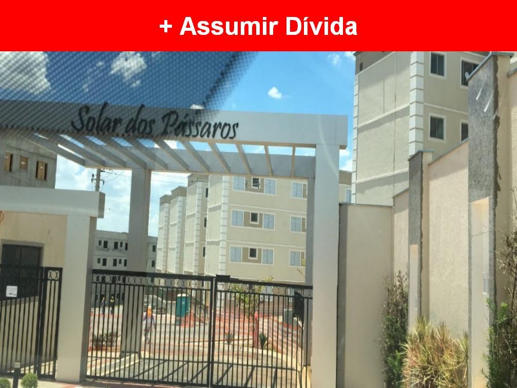 Apartamento a venda no Solar dos Pássaros, Salto - SP