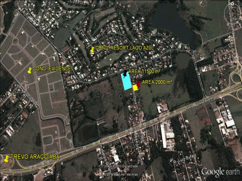 Area a venda em Araçoiaba da Serra - SP