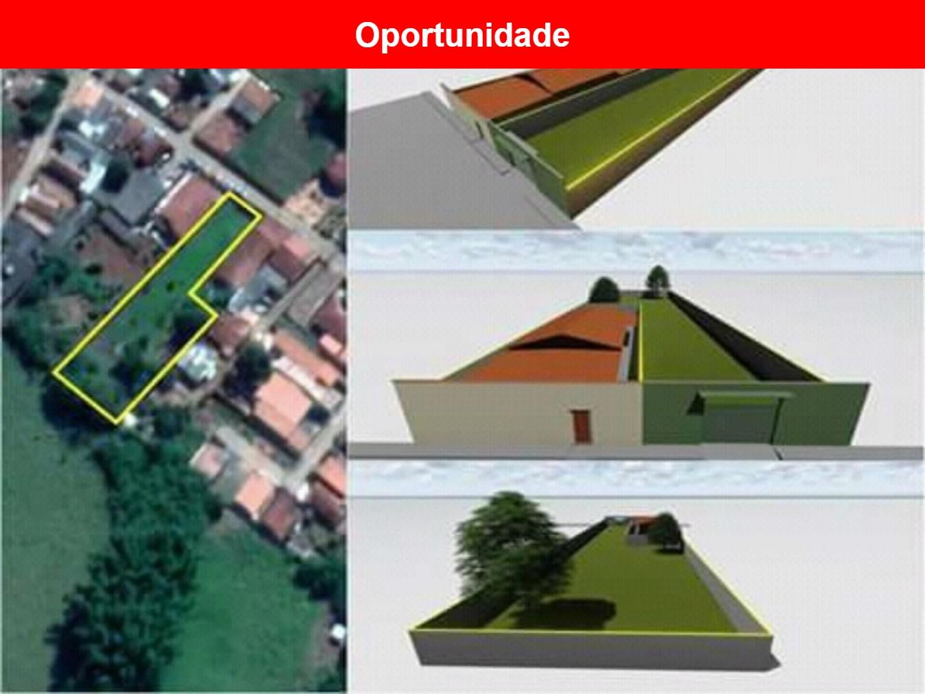 Terreno a venda no Vila Tomaz, São Miguel Arcanjo - SP