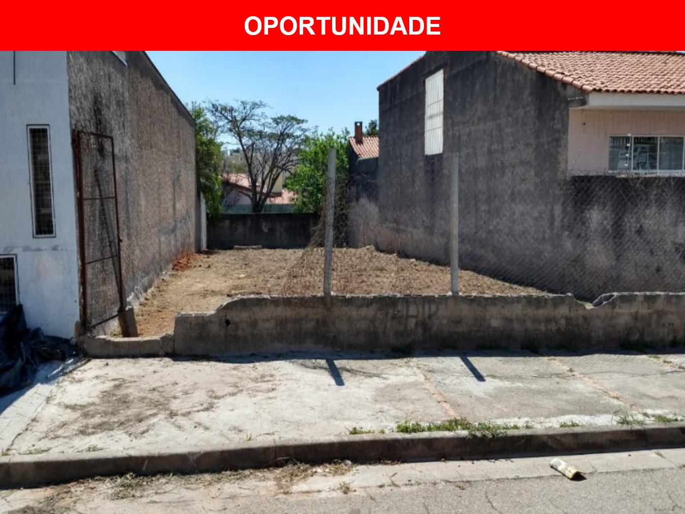 Terreno a venda no VILA ODIM ANTÃO, Sorocaba - SP