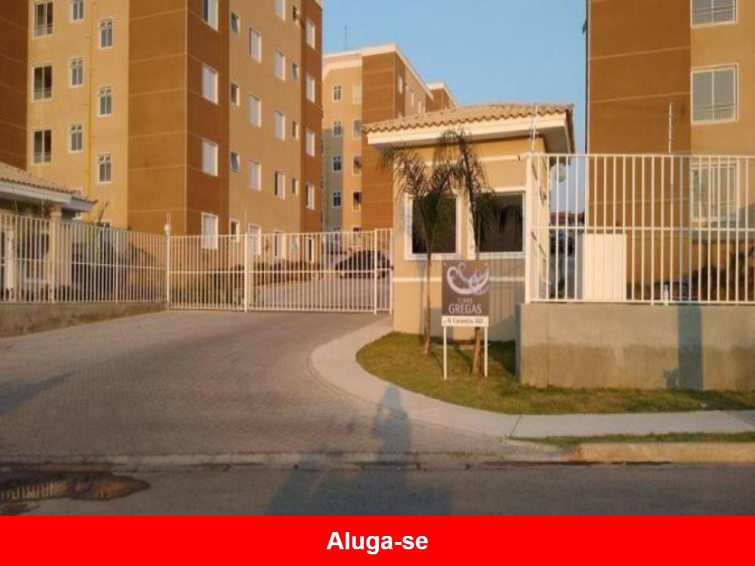 Aluga-se Apartamento no Residencial Ilhas Gregas, Sorocaba - SP