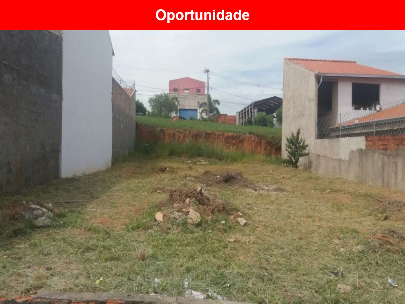 Terreno a venda no JARDIM SANTA ESMERALDA, Sorocaba - sp
