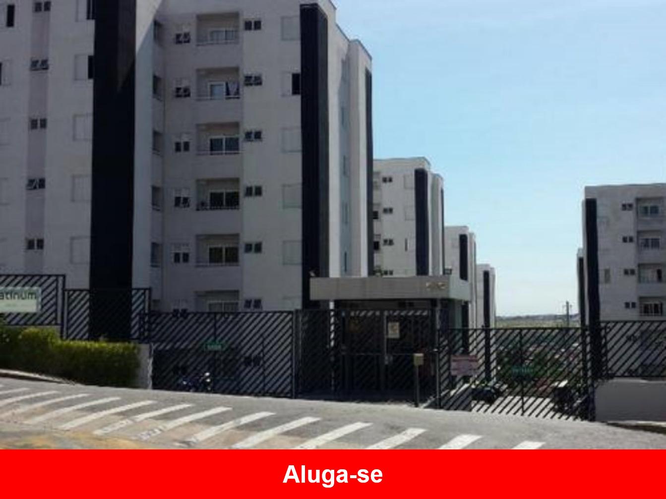Aluga-se Apartamento no Residencial Platinum, Vila Fiori Sorocaba - SP