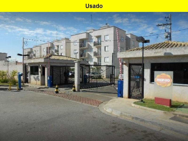 Apartamento a venda no condominio Marcoo Sorocaba, Sorocaba -SP