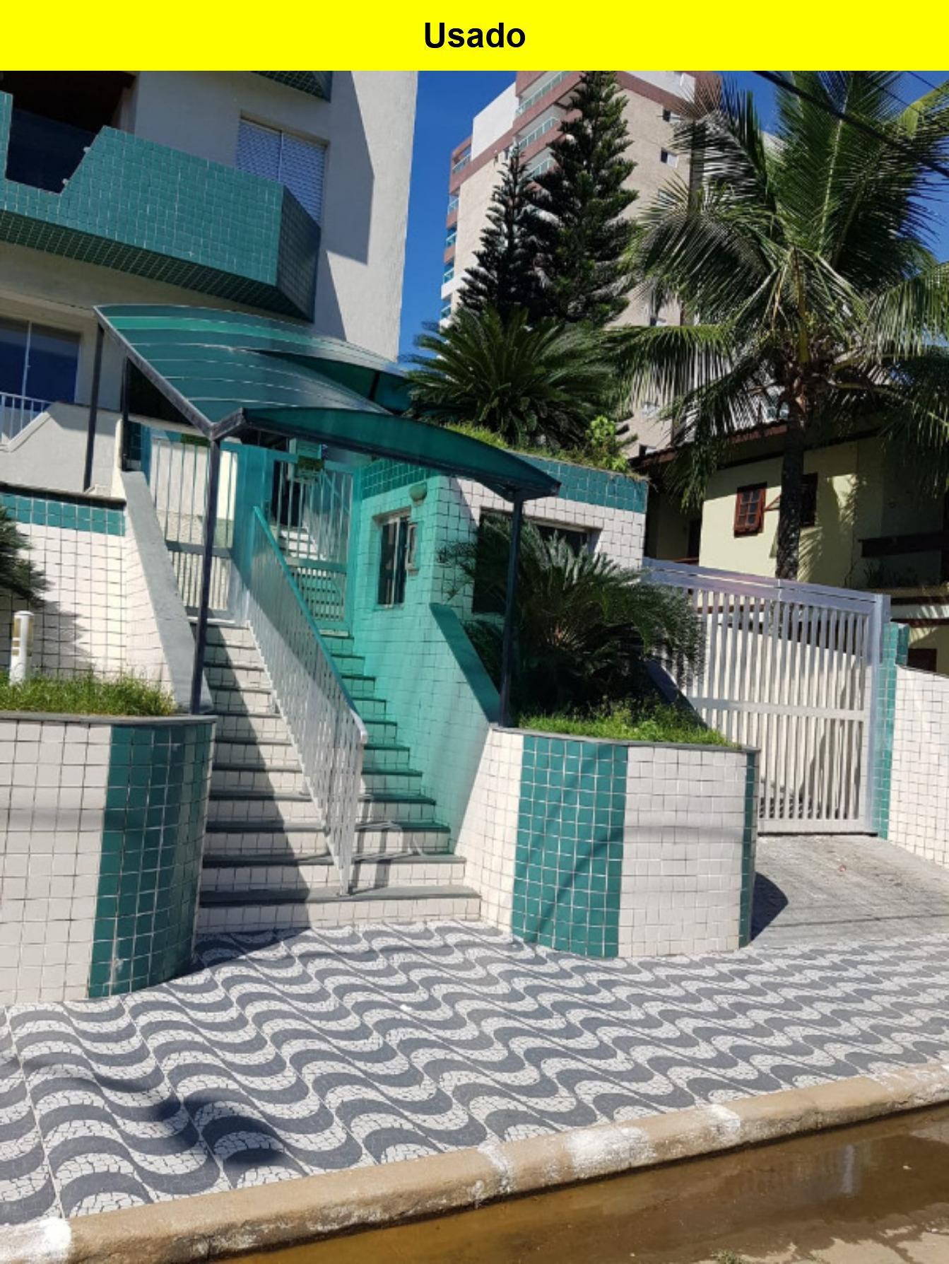 Apartamento a venda no edifício Portal do Aveiro, Mongaguá - sp