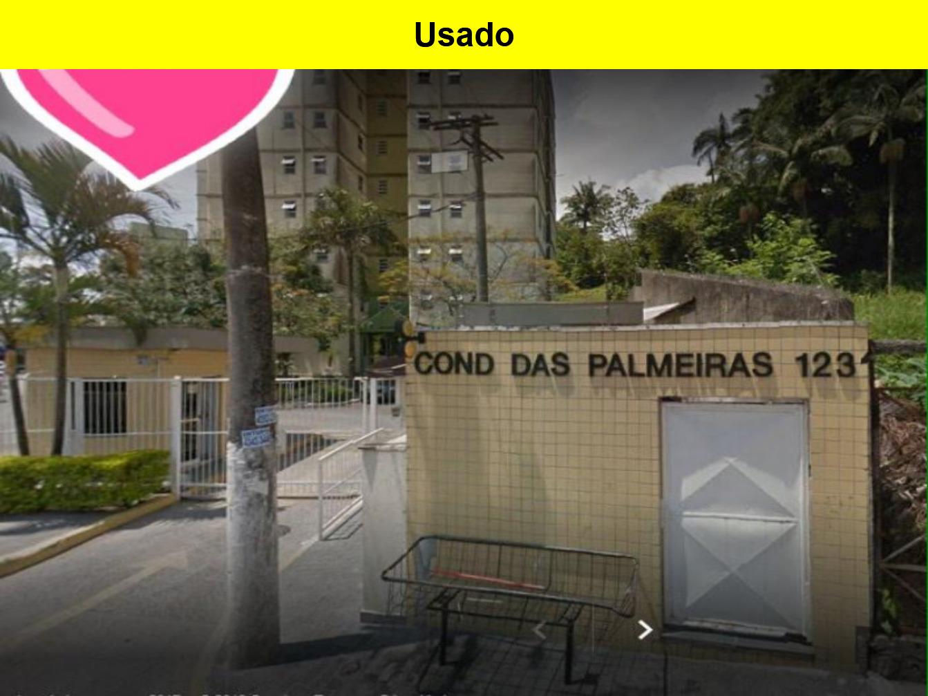 Apartamento a venda no Condominio das Palmeiras, Santo André - SP
