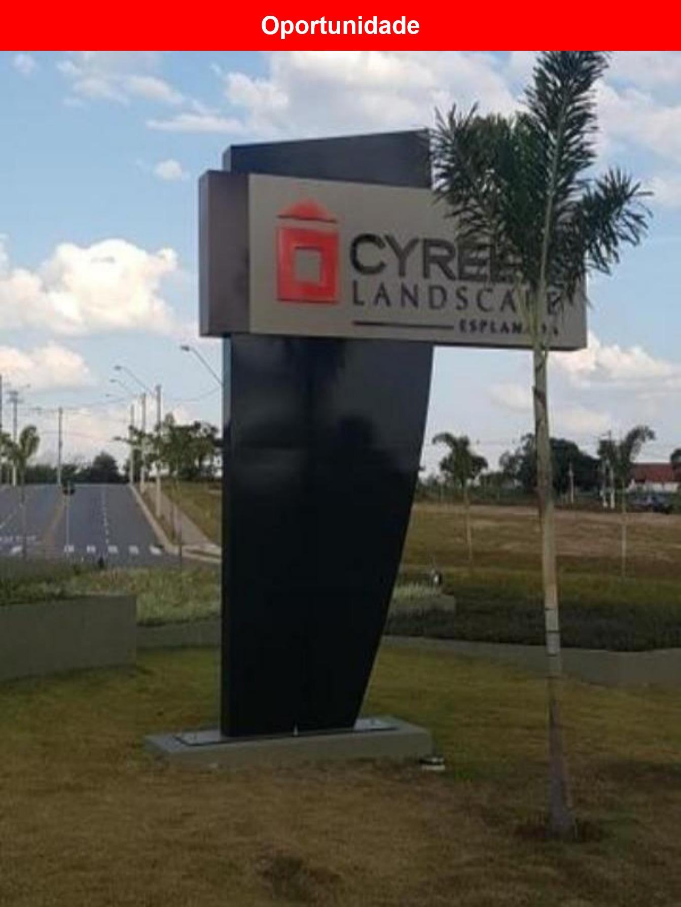 Terreno a venda no condominio Cyrella Landscape Esplanada, Votorantim - sp