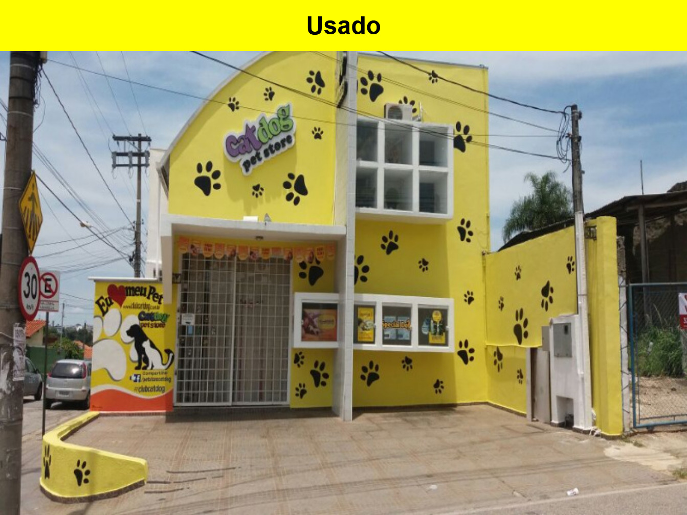 Prédio com Salão comercial a venda no VILA JARDINI, Sorocaba - sp