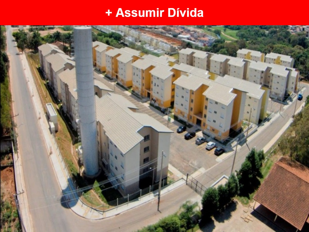 Apartamento a venda no condomínio Parque da Mata, Sorocaba - SP