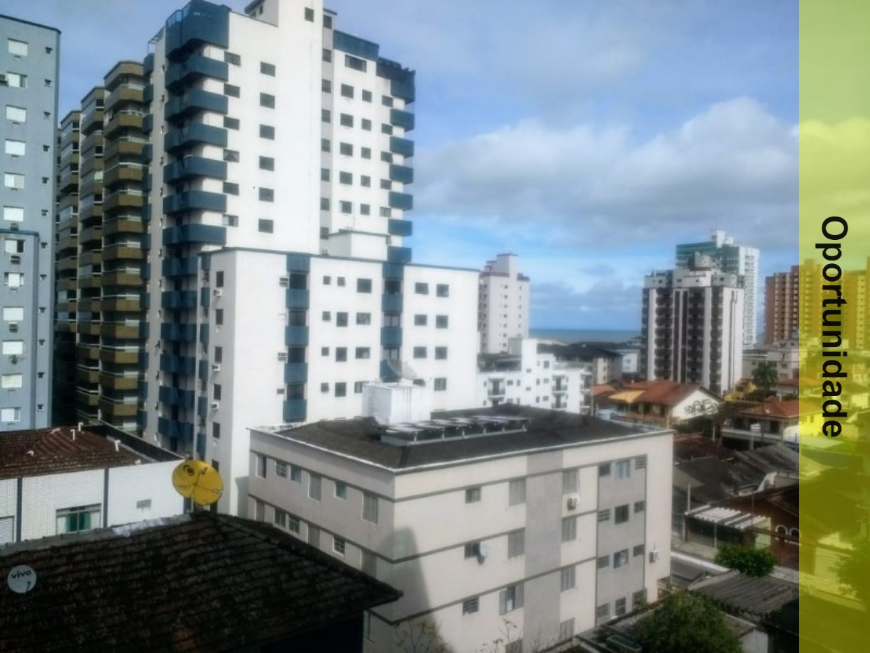 Apartamento à venda no Guilhermina, Praia Grande - SP